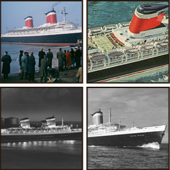 Curtis Battles, http://www.newcanaanadvisors.com/,discusses development plans for the legendary ship SS United States.