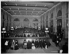 Curtis Battles, of www.NewCanaanAdvisors.com, discusses the history of the Grand Central Terminal.